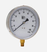 Link to Model EA14  Contractor Pressure Gauge